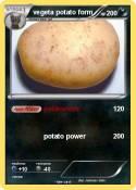 vegeta potato