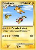 Flying Raichu