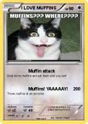 I LOVE MUFFINS