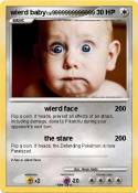 wierd baby