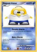 Pingouin Homer