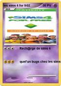 les sims 4 for
