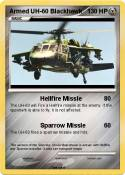 Armed UH-60