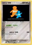 nick jr 1999
