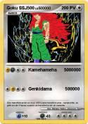 Goku SSJ500