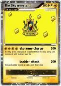 The Sky army
