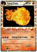 Flying Flame