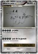 pikachu pete