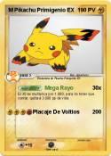 M Pikachu