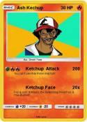 Ash Kechup