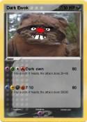 Dark Ewok