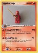 lego fire ninja