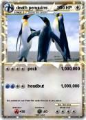 death penguins