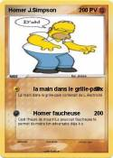 Homer J.Simpson