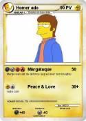 Homer ado