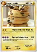 Doge cookie