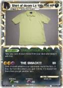 Shirt of doom