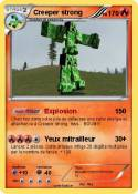 Creeper strong