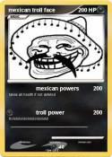mexican troll