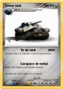 Tortue tank