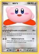 Kirby NIV°X