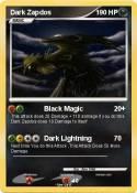 Dark Zapdos