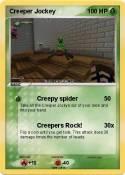 Creeper Jockey