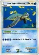 Sea Turtle of