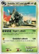Godzilla 1972