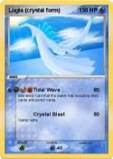 Lugia (crystal