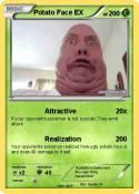 Potato Face EX
