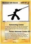 Stickman with