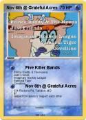 Nov 6th @