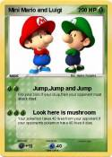 Mini Mario and