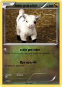 baby goat child