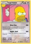 Angel Homer