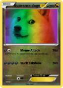 Supreme doge