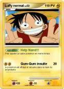 Luffy normal