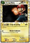 It's my Mario