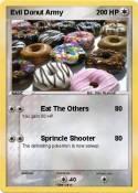 Evil Donut Army