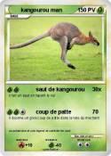 kangourou man