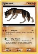 fighter wolf