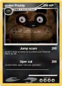 goden Freddy