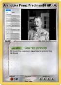 Archduke Franz