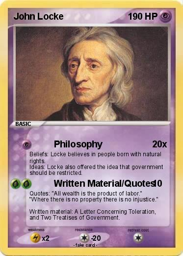 john locke vs john rawls After hobbes, john locke and jean-jacques rousseau are the best known proponents of this enormously influential theory, which has been one in the twentieth century, moral and political theory regained philosophical momentum as a result of john rawls' kantian version of social contract.