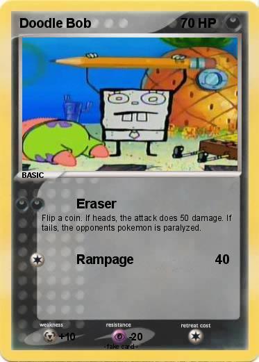 Pokemon Doodle Bob 4