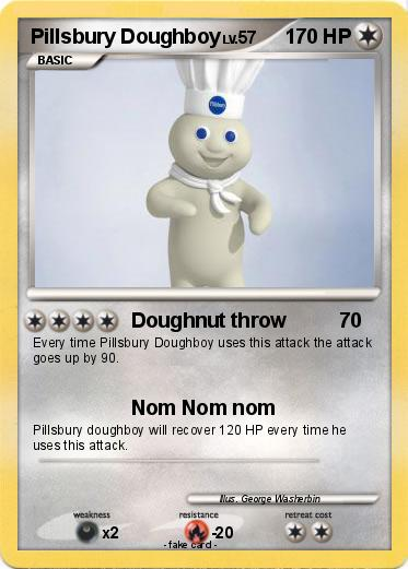 pokemon pillsbury doughboy