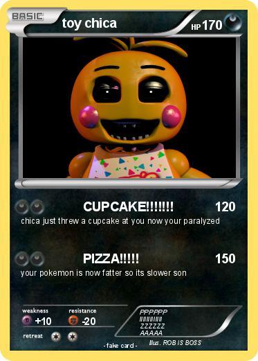 pok u00e9mon toy chica 21 21 - cupcake