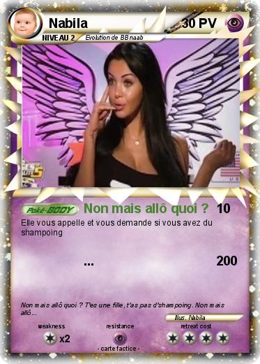 Pok mon nabila 9 9 non mais all quoi ma carte pok mon - Carte violetta a imprimer ...