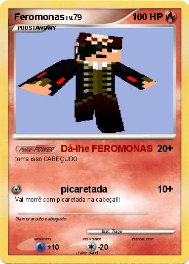 Pokemon Feromonas